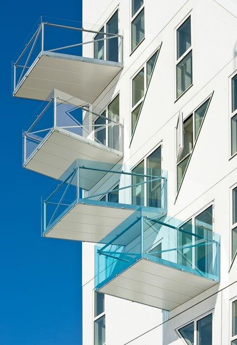 Aarhus-Bjerget-balkoner