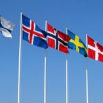 Bandiere Scandinave