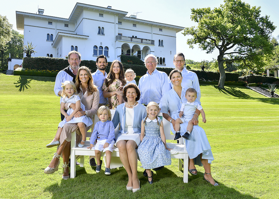 Famiglie reali scandinave