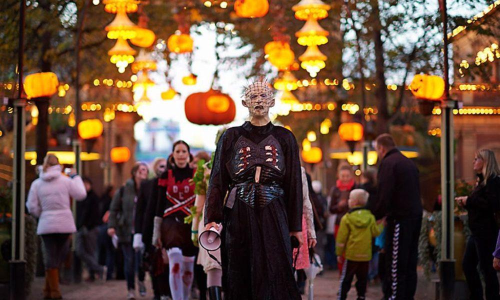 Halloween in Scandinavia