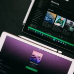 Streaming Spotify