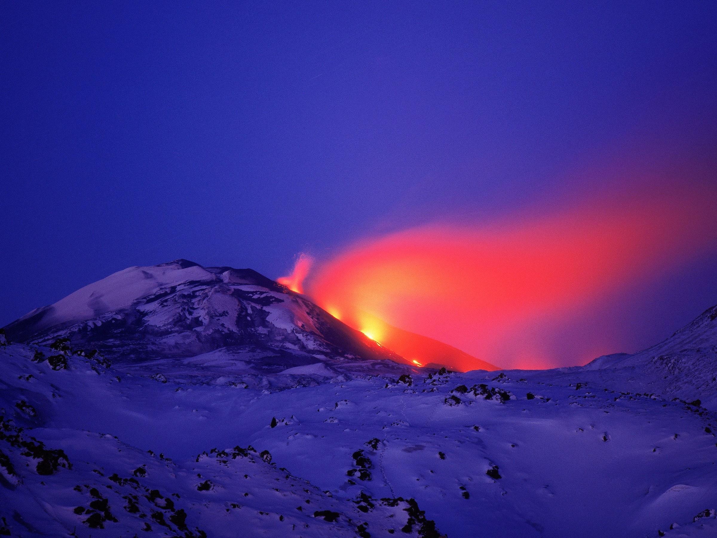 Libro dei vulcani d'Islanda