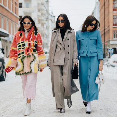 Stockholm Fashion Week AW21